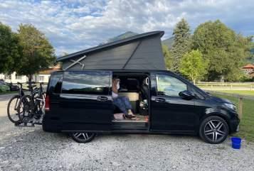 Wohnmobil mieten in Nordstemmen von privat | Mercedes V-Klasse BSB Büssli