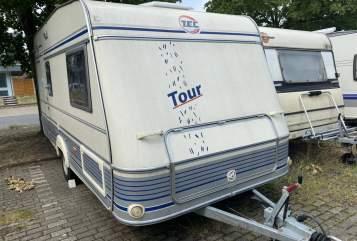 Wohnmobil mieten in Oberhausen von privat   TEC Sunny