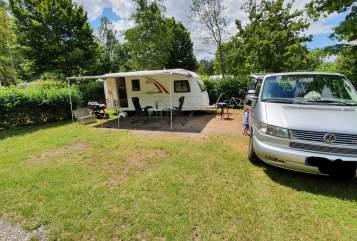 Wohnmobil mieten in Neuhof an der Zenn von privat   Bürstner Jul´s Camper
