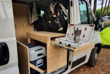 Wohnmobil mieten in Stuttgart von privat | Fiat Stadtbus