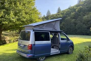 Wohnmobil mieten in Bonn von privat | Volkswagen Ralf