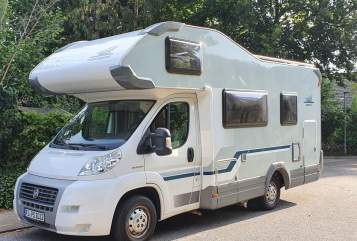 Wohnmobil mieten in Wedel von privat   Weinsberg Igor Schaljuk
