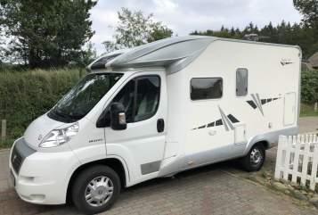 Wohnmobil mieten in Lütjensee von privat | Fiat Ducato Lüly to go
