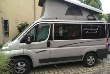 Wohnmobil mieten in Düsseldorf von privat | Hymer Hymercar