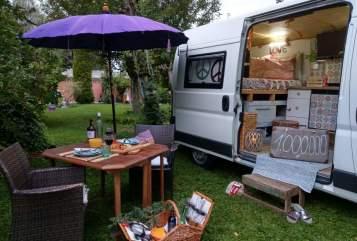 Wohnmobil mieten in Karlsfeld von privat | Citroen  Woodstock