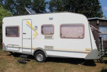 Wohnmobil mieten in Holm von privat | Knaus Knausi