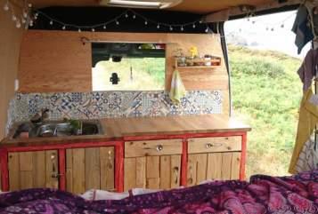Wohnmobil mieten in Friedberg von privat | Renault Milo