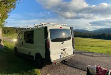 Wohnmobil mieten in Konstanz von privat | Opel Fundi