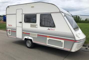 Wohnmobil mieten in Neuhausen auf den Fildern von privat | Beyerland Wohnwagen Hubi