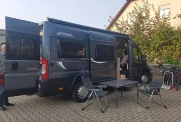 Wohnmobil mieten in Boos von privat | Pössl Cruiser