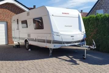 Wohnmobil mieten in Lingen von privat | Dethleffs Camper