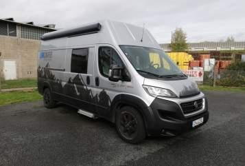 Wohnmobil mieten in Limburg an der Lahn von privat | Weinsberg Alexander