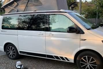 Wohnmobil mieten in Oberaudorf von privat | VW UliBulli