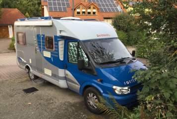Wohnmobil mieten in Kaiserslautern von privat | Ford Fortero Schnuffi Autark