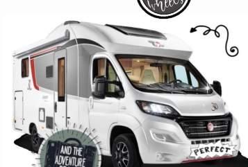 Wohnmobil mieten in Mönchengladbach von privat | Bürstner Family-Mobil