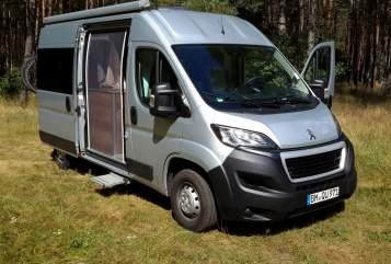 Wohnmobil mieten in Wesseling von privat | Peugeot  Bruno nur 5,4 m