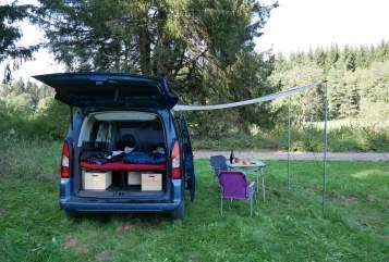 Wohnmobil mieten in Villingen-Schwenningen von privat | Citroën  BÄR-lingo