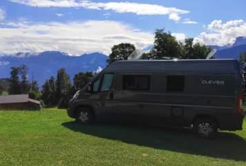 Wohnmobil mieten in Kirn von privat | Clever Van WILLMA WEG