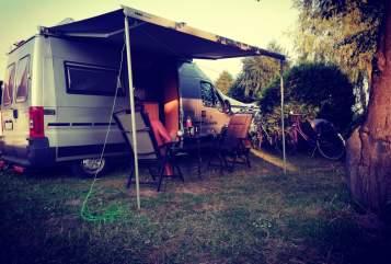 Wohnmobil mieten in Adendorf von privat | Citroen  Autark Bert