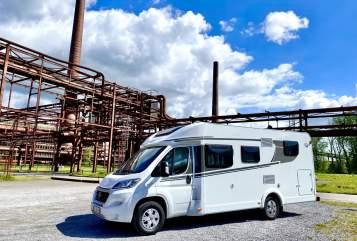 Wohnmobil mieten in Gelsenkirchen von privat   Carado Juma-Mobil