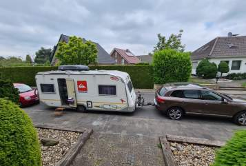 Wohnmobil mieten in Korschenbroich von privat | Knaus Kiki
