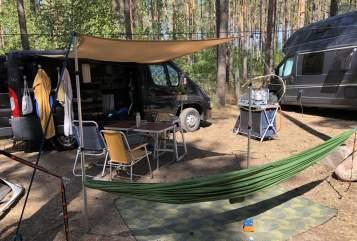 Wohnmobil mieten in Leipzig von privat | Fiat Rio