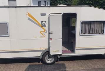 Wohnmobil mieten in Haltern am See von privat | Knaus Seppo