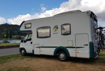 Wohnmobil mieten in Monheim am Rhein von privat | Fiat, Weinsberg Walter