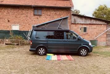 Wohnmobil mieten in Halle von privat | Volkswagen T5 California