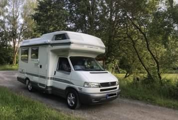 Wohnmobil mieten in Oberthulba von privat | VW Colli