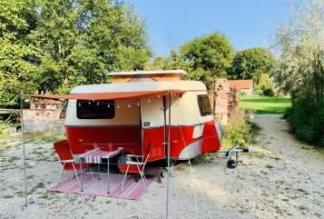 Wohnmobil mieten in Lautrach von privat | Hymer Gina Linetti