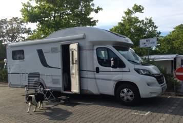 Wohnmobil mieten in Bernau am Chiemsee von privat | LMC LMC