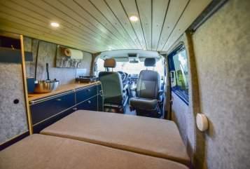 Wohnmobil mieten in Münster von privat   VW Hugo