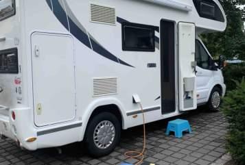 Wohnmobil mieten in Rostock von privat   Chausson Wobby