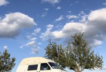 Wohnmobil mieten in Walldorf von privat | Volkswagen Eddy