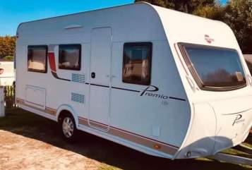 Wohnmobil mieten in Düren von privat | Bürstner  White Bürsti