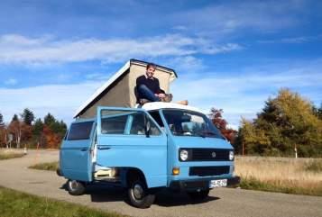 Wohnmobil mieten in Baden-Baden von privat | Volkswagen Schlumpf