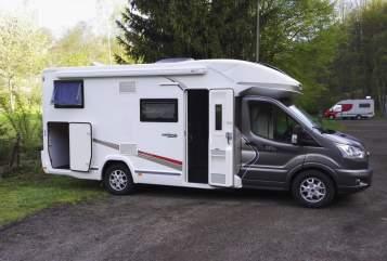 Wohnmobil mieten in Köln von privat | Challenger Samis Camper