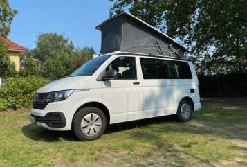 Wohnmobil mieten in Kleinmachnow von privat | VW BehagenCamp 995