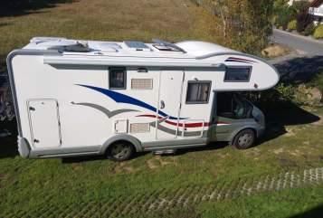 Wohnmobil mieten in Beselich von privat | EURA Mobil  Family Camper