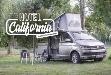 Wohnmobil mieten in Soest von privat | VW HotelCalifornia