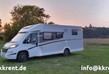 Wohnmobil mieten in Gronau von privat | Sunlight Sunlight T67