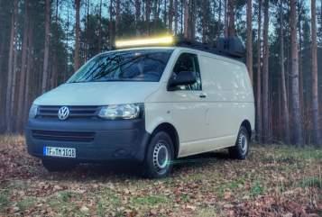 Wohnmobil mieten in Luckenwalde von privat | VW Transporter Bulli
