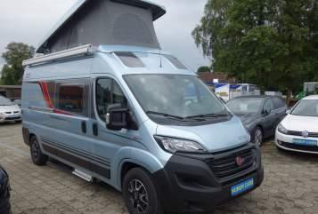 Wohnmobil mieten in Ravensburg von privat | Bürstner Freedom