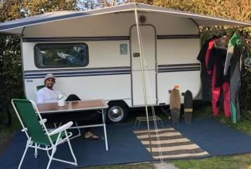 Wohnmobil mieten in Leverkusen von privat | Knaus Elin