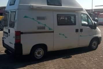 Wohnmobil mieten in Wanfried von privat | Fiat Gisela Allrad