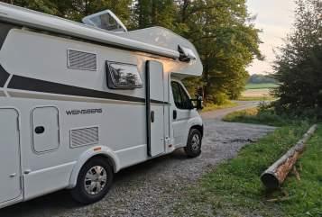 Wohnmobil mieten in Magdeburg von privat | Weinsberg Weinsberg 1