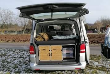 Wohnmobil mieten in Gerlingen von privat   VW Tänzer