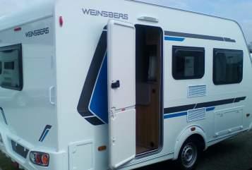 Wohnmobil mieten in Oer-Erkenschwick von privat | Weinsberg Reisebüchse