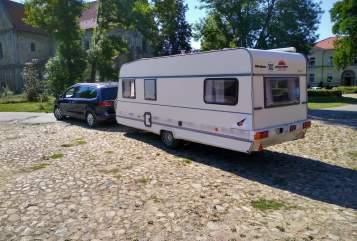 Wohnmobil mieten in Lindau von privat | Bürstner Camper Kasimir